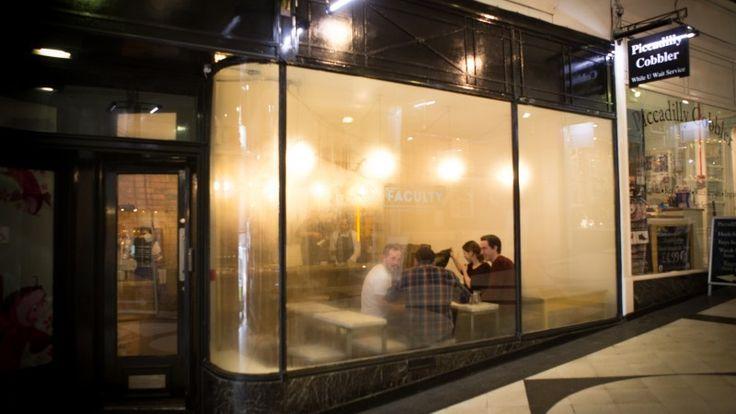 Faculty Coffee Birmingham