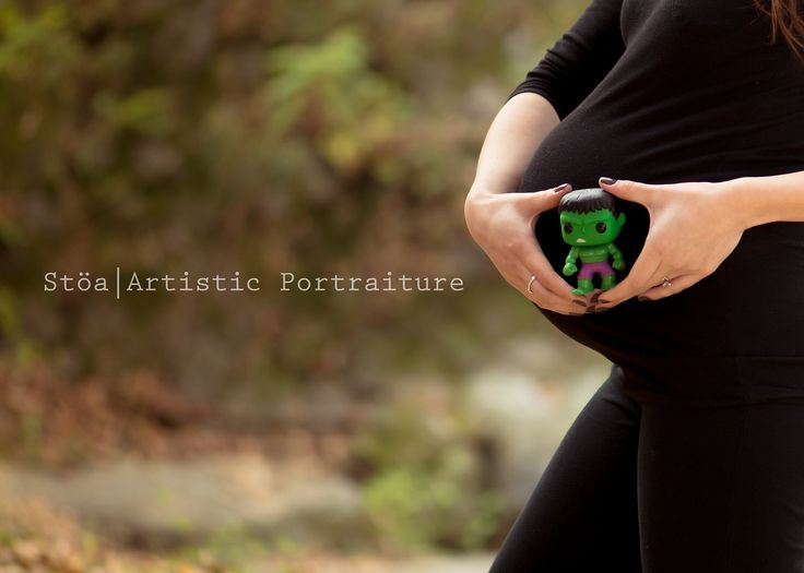 BABY HULK | Maternity Session By: Daegu Photographer IZA WIEBE