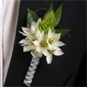 awesome star of bethlehem boutonniere