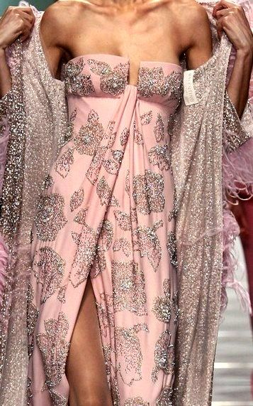: Valentino Fall, Fashion, Fall 2007, Style, Gowns, Beautiful Dresses, Pink Dress, Haute Couture