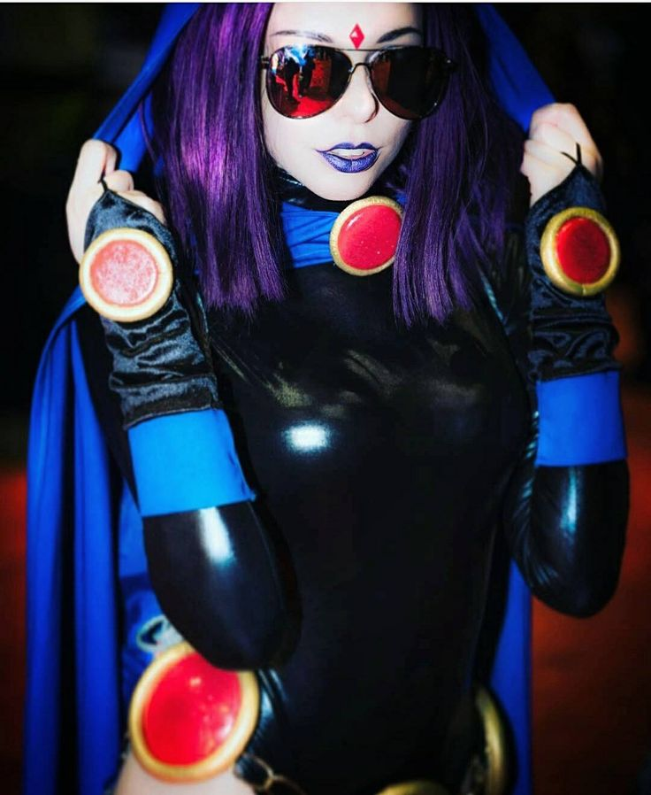 273 best images about dc cosplay  raven  aka rachel roth  on pinterest