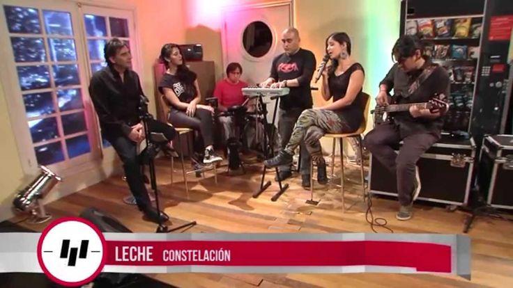 Leche - ´Constelación feat. Javiera Benavente` (En vivo en El Telón, Mar...