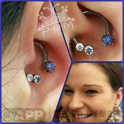 Can You Put A Septum Ring In A Daith Piercing