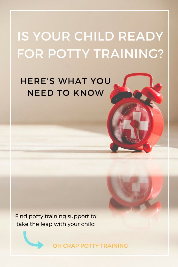 potty training tips | when to potty train | Oh Crap Potty Training | know when to start potty training | best potty training age