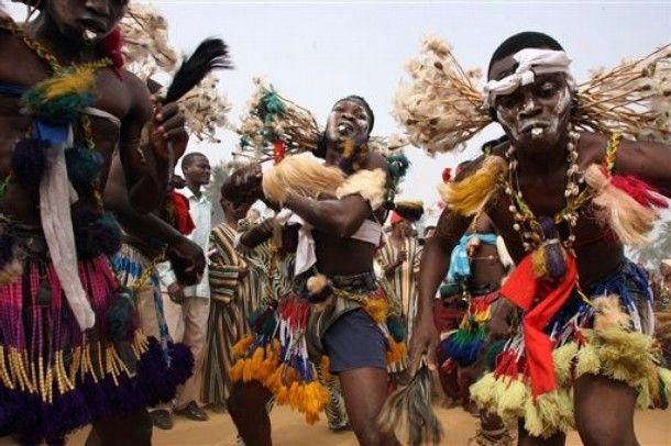 Dahomey appeared on the Voodoo religion of Haiti, Jamaica ...