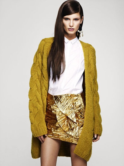 Awesome from H & M's fall collection