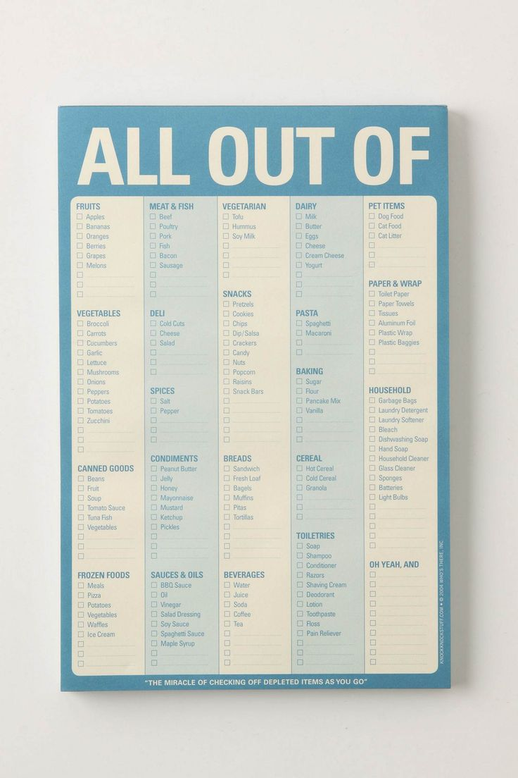 1000+ ideas about College Grocery Lists on Pinterest ...