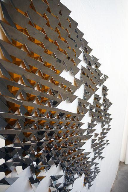 LUCAS SIM?ES, CHOP SHOP 2010: detailed look at the installation.