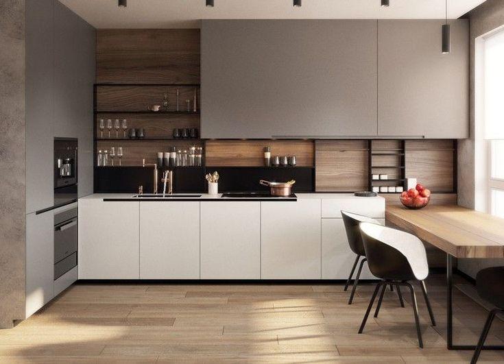 2118 best Kitchen images on Pinterest Architecture interior design - comment organiser son appartement