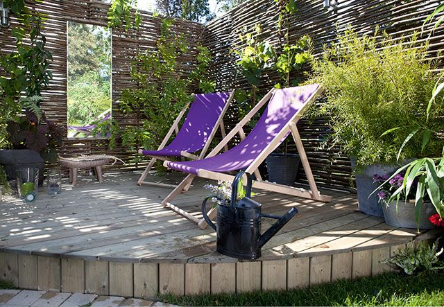 405 best patios seating areas images on pinterest yard for Retrete leroy merlin