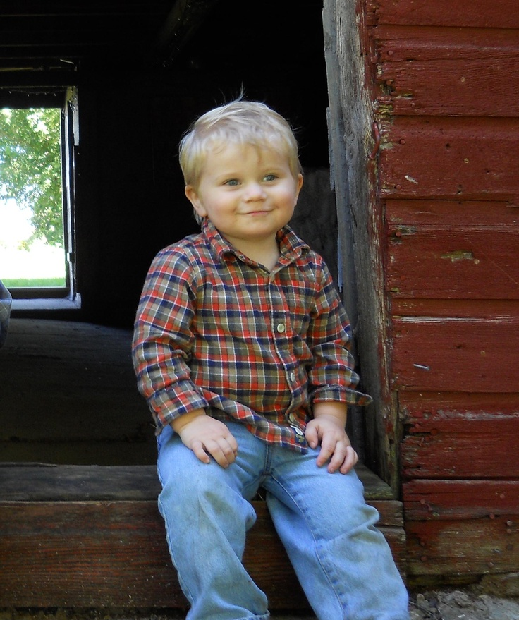 12 best little farm boys images on Pinterest | Country life, Little ...