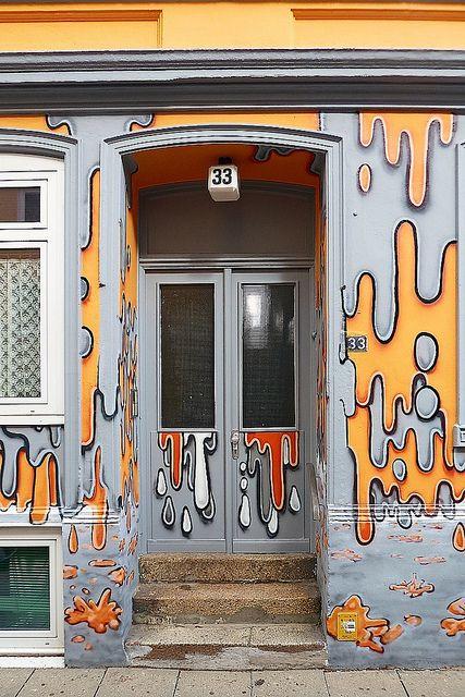 Hamburg Door