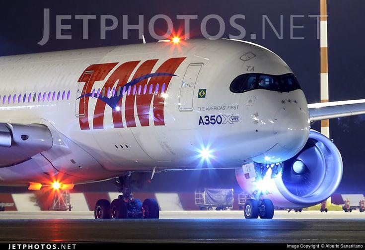 Photo of PR-XTA Airbus A350-941 by Alberto Sanarlitano