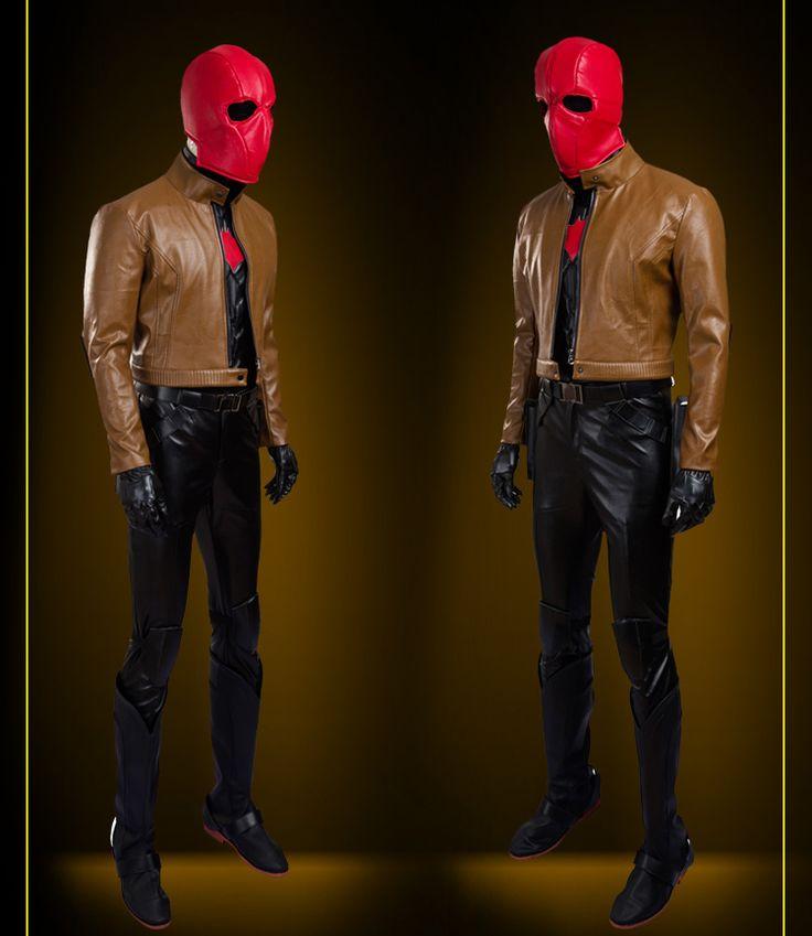 Receptor de alta calidad de la película de batman hero jason todd cosplay jason peter todd todd traje chaqueta del traje en Disfraces TV y películas hombre de Novedad y de Uso Especial en AliExpress.com | Alibaba Group