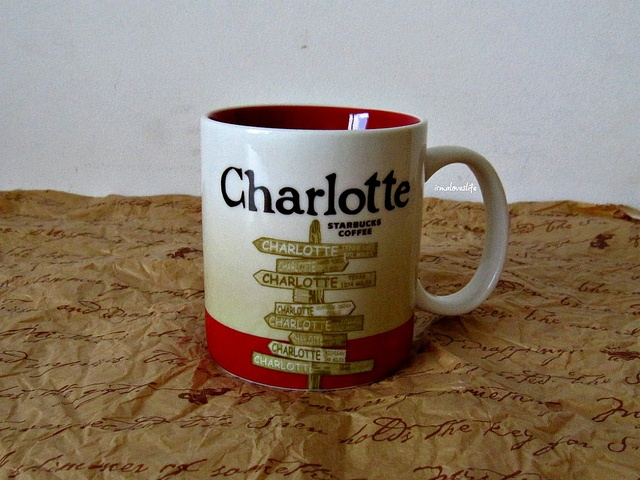 Nc State Coffee Travel Mug