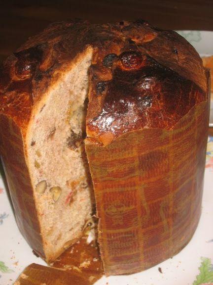 Para Nochebuena hice este pan dulce de Dolli Irigoyen, una receta que me envio ile, me lo recomendo especialmente y la verdad es que tenia...