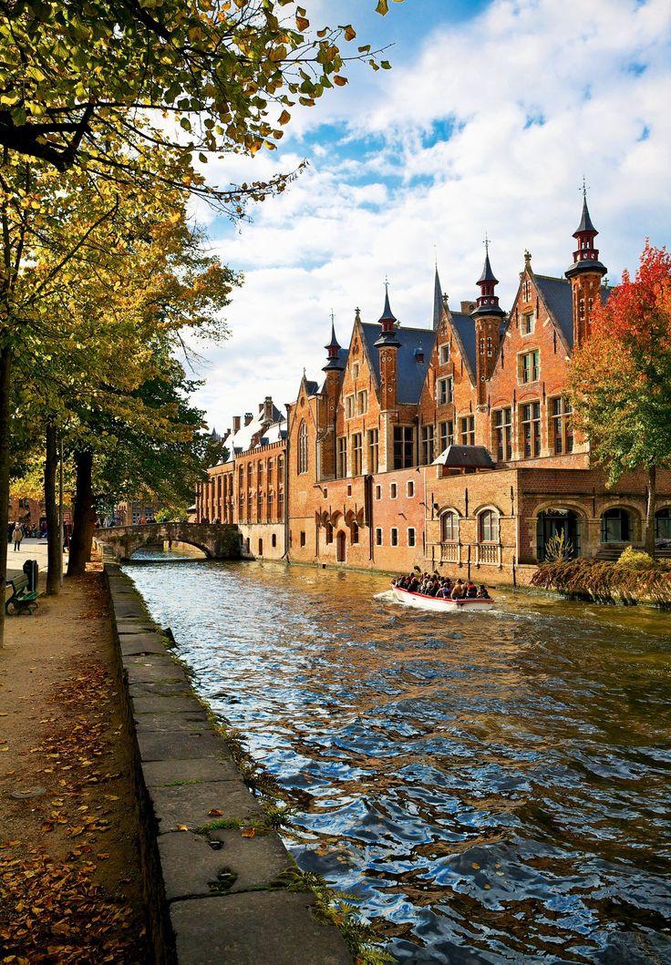 Brujas, Bélgica. Un hermoso destino                                                                                                                                                                                 Más
