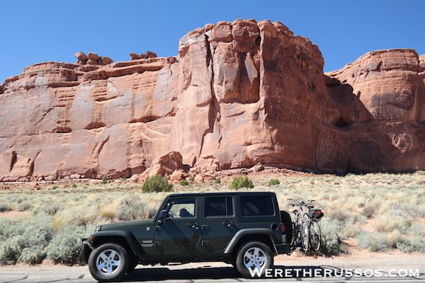 Jeep Wrangler Unlimited Review as a Towed Vehicle