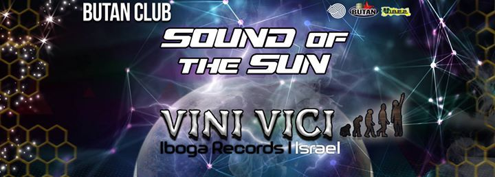 Sound of the Sun Goa Indoor Party Wuppertal