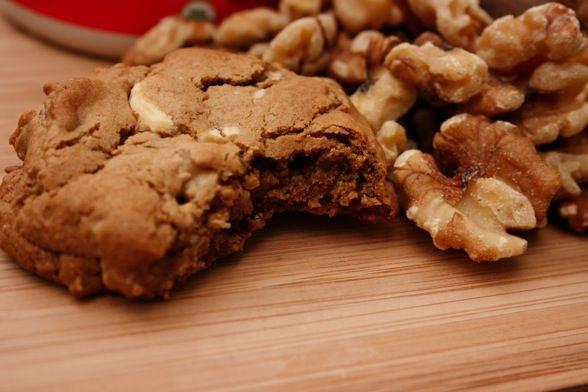 Maple Walnut Cookies | Baking | Pinterest
