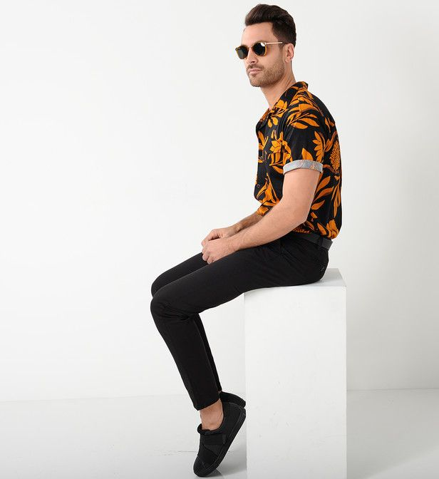 Printed men's shirt from the brand Ami