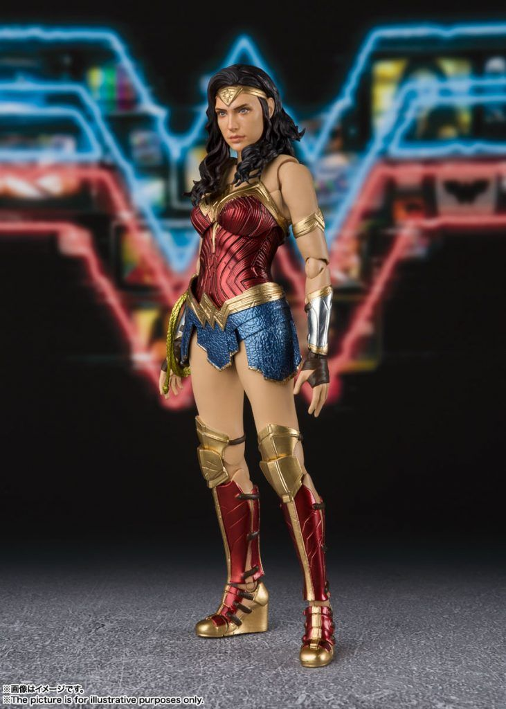 S H Figuarts Wonder Woman Ww84 In 2020 Wonder Woman Wonder Dc Comics
