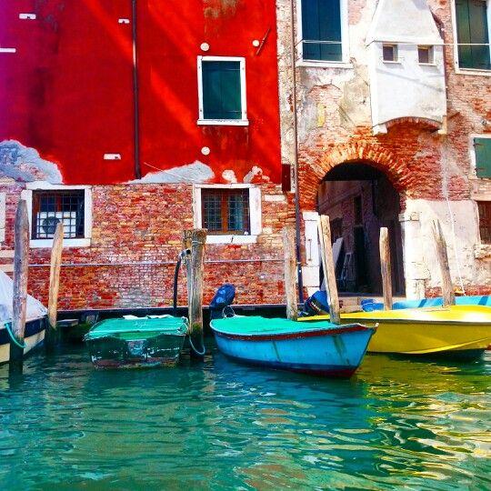 Venice, Italy Gondola ride