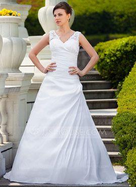 Best Taffeta Wedding Dresses Ideas On Pinterest White Ball