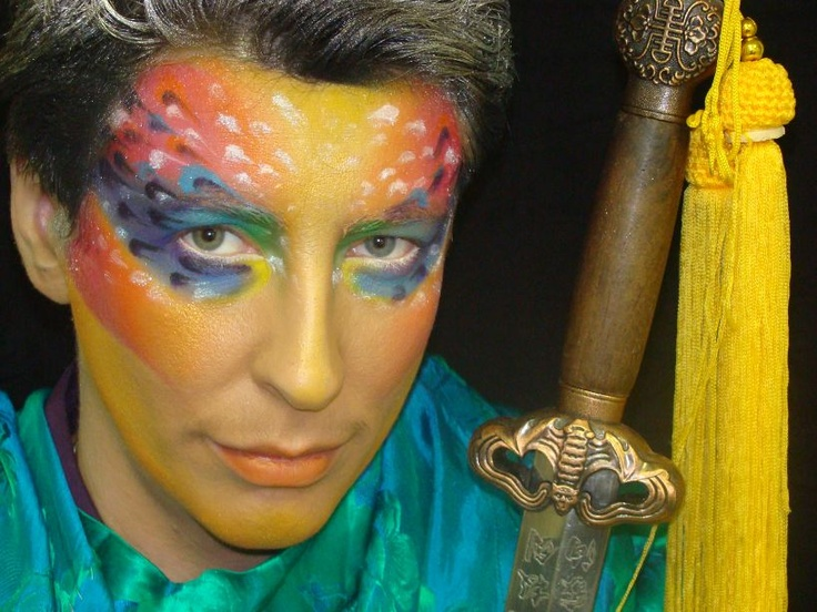 Студия профессионального макияжа Марины Янгильдиной, обучение визажистов, услуги визажистов #Russia #Moscov