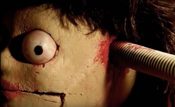 cortometrajes animados de terror rot