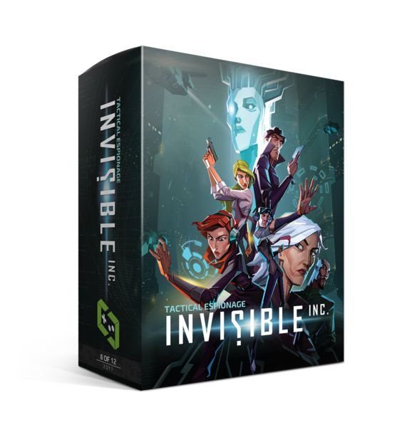 [IndieBox] Invisible Inc. - Collector's Edition  Free Gift for Redditors! ( $29.99 / 40% Off)