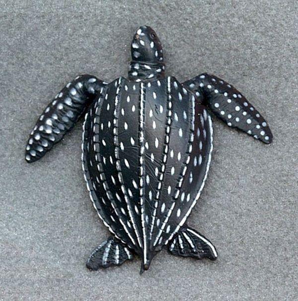 A tartaruga-de-couro ou tartaruga-gigante (Dermochelys coriacea), é a maior das espécies de tartarugas, a única do gênero Dermochelys e da família Dermochelyidae. Tem 2 m de comprimento por 1,5 m de largura e 700 kg, mas já foi encontrado um exemplar com 900 kg e 3 m de comprimento. Vive em alto-mar, vem ao litoral apenas para desova e alimenta-se de águas-vivas, medusas e ascídias.  http://tailandfur.com/beautiful-and-strange-animal-pictures/2/
