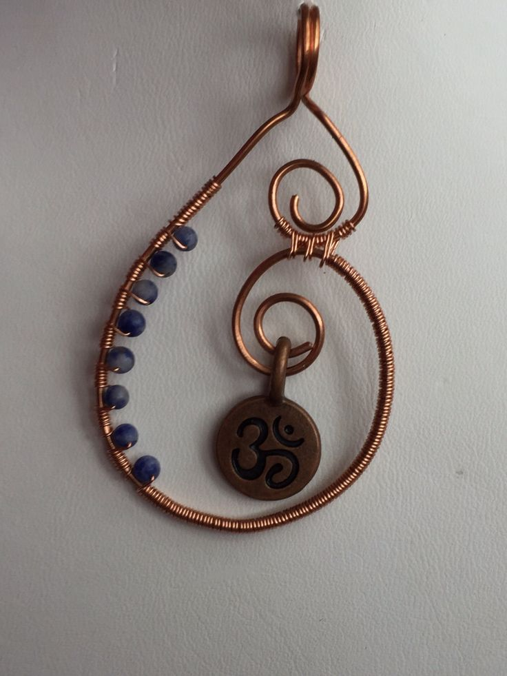 A personal favorite from my Etsy shop https://www.etsy.com/listing/464729725/om-and-lapiz-azul