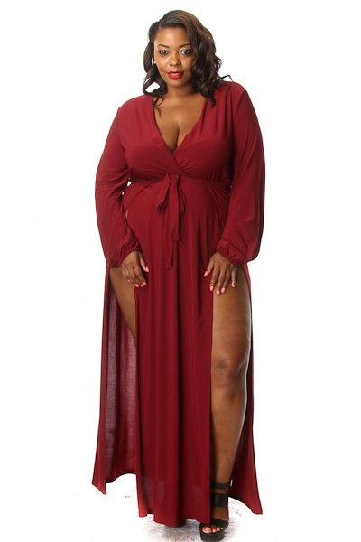Plus Size Fashion Dress Up