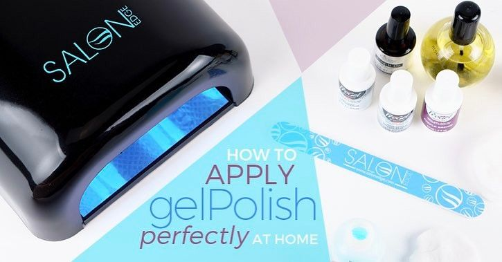 Are gel nails your thing? Check out our handy guide for the perfect gel nails - at home! (Link in bio)