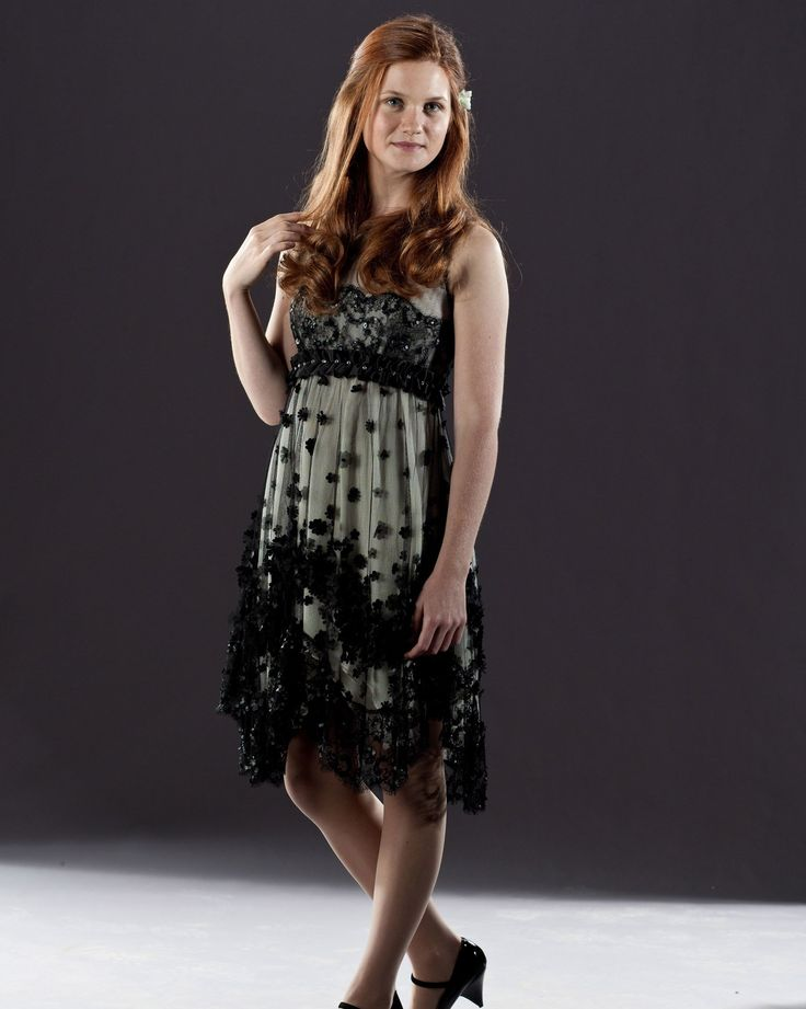 Harry Potter Ginny Dress For Brother S Wedding