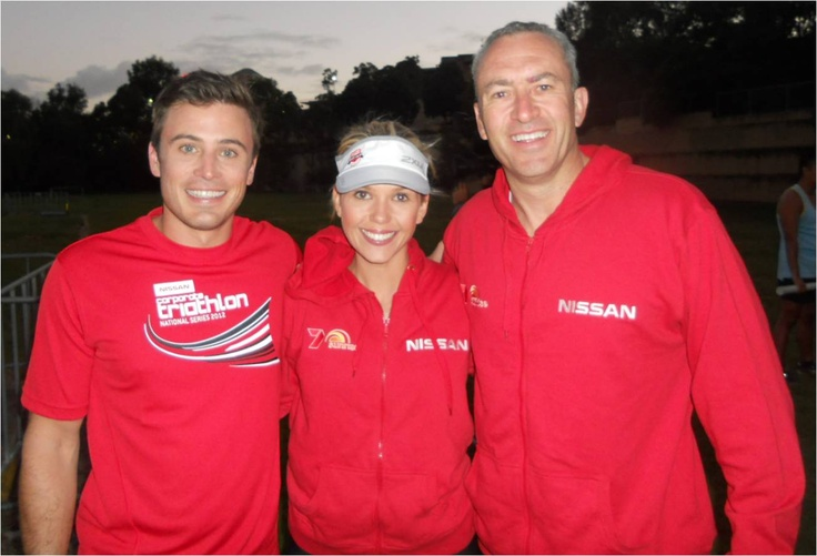 Channel 7 Sunrsie Team to battle it out at the Nissan Corporate Triathlon National Series - Sydney 29 April