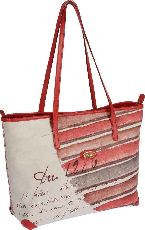 Modello Olivia collezione Aeris-Monza versione rosso #Labiena1856