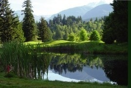 Squamish Valley Golf Club - super course, great price!