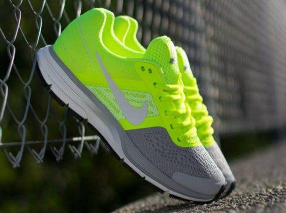 91bd67607256 Nike WMNS Air Pegasus +30 - Volt - Wolf Grey - White - SneakerNews.com