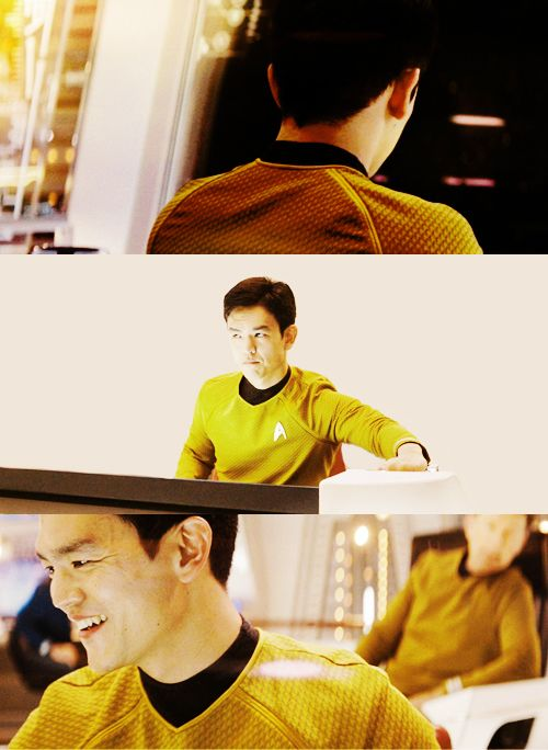 Fascinating - Sulu