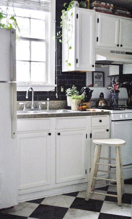 Rental Apartment Kitchen Makeover - TheApartment