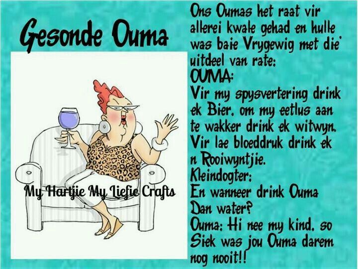 Gesonde Ouma.