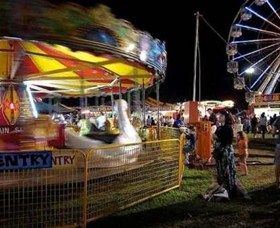 Nothing beats the good ol' fashioned Merry-Go-Round! www.newcastleshow.com.au.