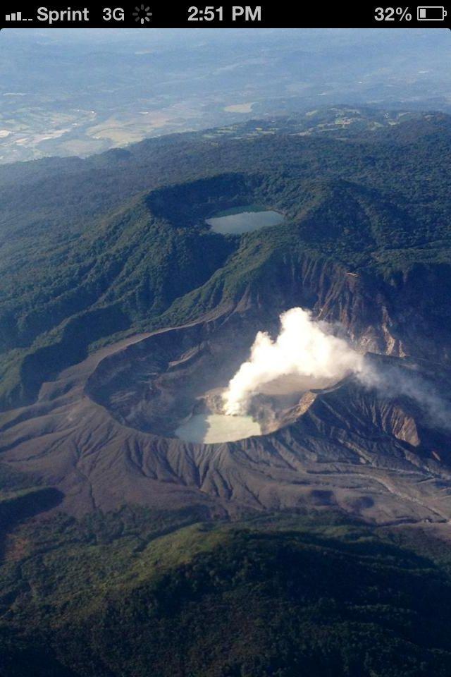 Volcanoes in Costa Rica, come and explore them !!!!! http://www.costaricarios.com/costa-rica-adventure-vacation.html