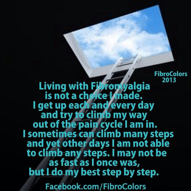 how to live well with fibromyalgia