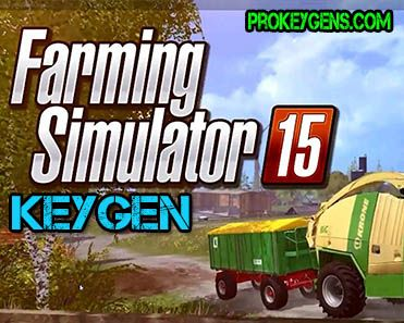 Farming Simulator 15 Keygen Tool