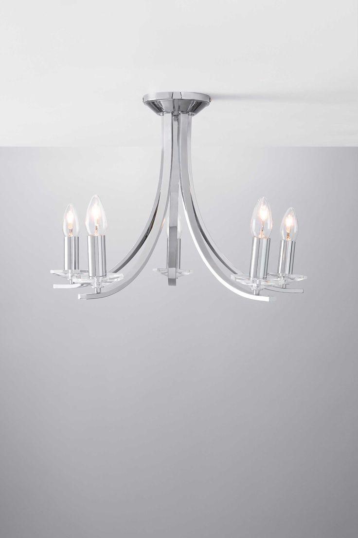 Malone Flush Ceiling Light | BHS