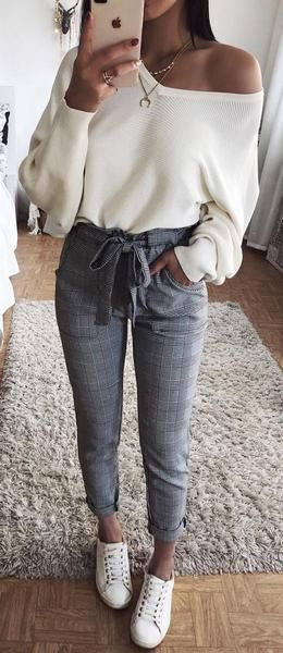 Cute Preppy Back to School Outfits Ideas for Teens for College 2018 Casual Fashi…