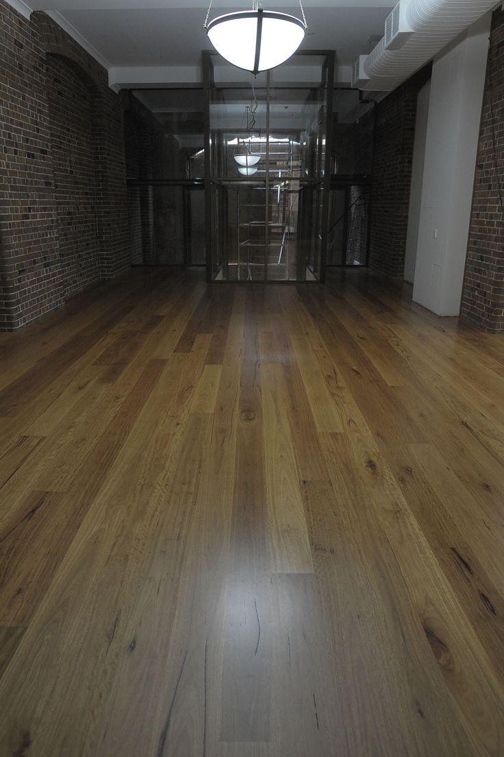 Rustic Solid Blackbutt Floor 180mm x 21mm Finish Synteko Classic Warehouse Alexandria